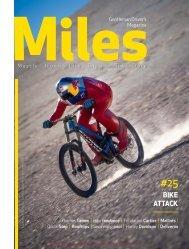 Miles #25 Bike Attack