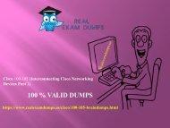 100-105_Braindumps