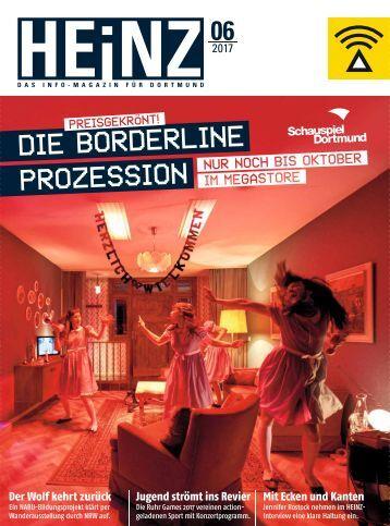 HEINZ Magazin Dortmund 06-2017