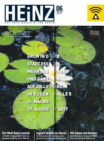 HEINZ Magazin Essen 06-2017