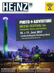 HEINZ Magazin Oberhausen 06-2017