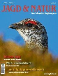 Jagd & Natur Ausgabe Juni 2017 | Vorschau