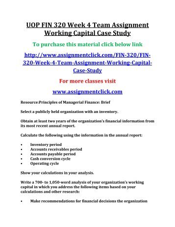 working capital case studies Helping businesses unlock their capital  case studies trust  login 020 8203 6500 sales@workingcapitalpartnerscouk working capital partners ltd.