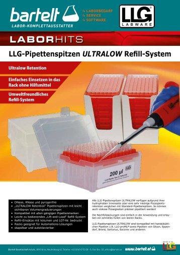 Universal-Pipettenspitzen von LLG