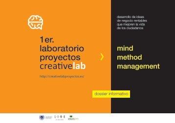 dossier creativelab