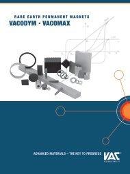 VAC_Permanent_Magnets