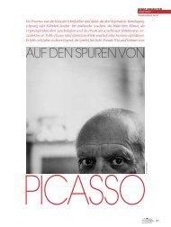 Picasso - Magazine Sports et Loisirs