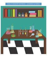 (FINAL) Chemistry Notebook 2016-17