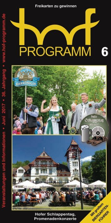 hof-programm - Juni 2017