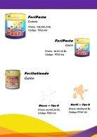 La Feria de las pinturas - Catálogo de pinturas - Page 4