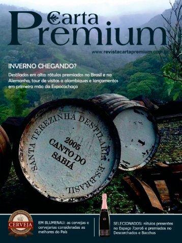 Revista Carta Premium - março-abril-maio de 2017