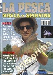 La Pesca Mosca e Spinning 3/2017