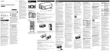 Sony GTK-N1BT - GTK-N1BT Mode d'emploi Néerlandais