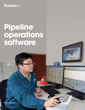 Ausenco Pipelines Operations Software