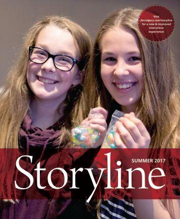 Storyline Spring 2017