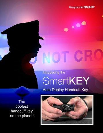 SmartKEY Auto Handcuff Key 4PG flyer Calnan FC1