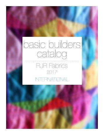 Basics book_INTERNATIONAL_Spring 2017