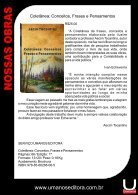 PORTFOLIO UMANOS EDITORA 2017 - Page 5