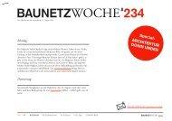 Baunetzwoche#234 – Architektur Down Under