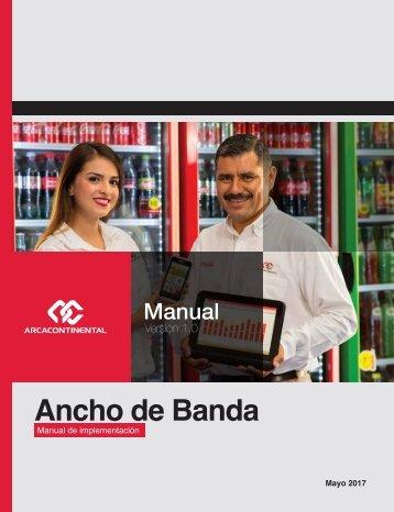 MANUAL ANCHO DE BANDA