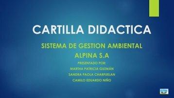 CARTILLA DIDACTICA SISTEMAS