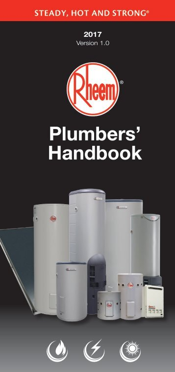 The Rheem PHB 2017 flipbook version