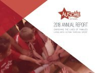 Ausome Ottawa 2016 Annual Report