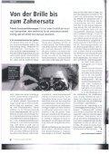 Von der Brille bis zum Zahnersatz - bei den VERS-Beratern - Seite 2