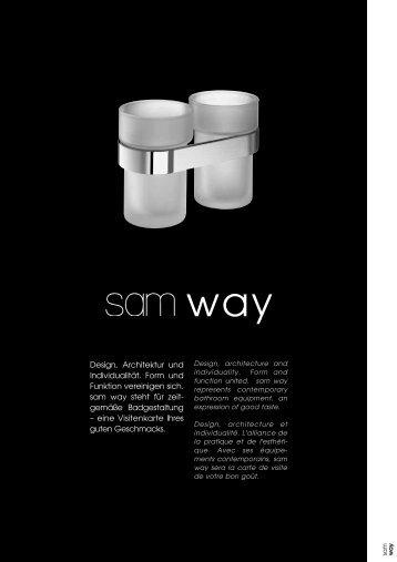 Design, Architektur und Individualität. Form und Funktion ... - Sam