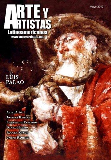 Revista Arte y Artistas, edición Mayo 2017