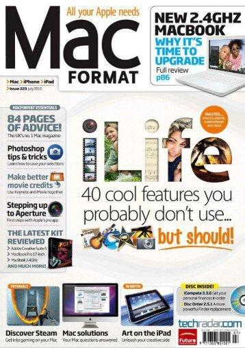 Mac Format - 2010-223