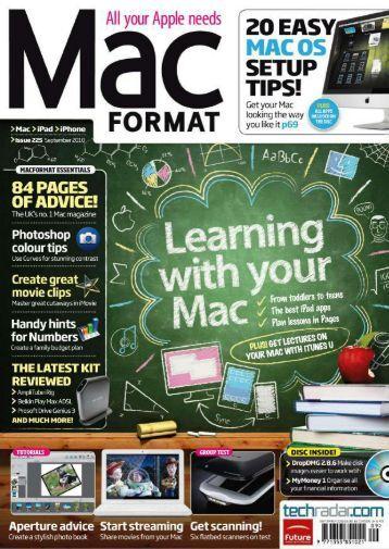 Mac Format - 2010-225