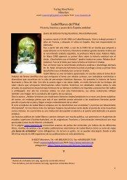 Isabel Blanco del Piñal - Historia, historias y poesía de la España andalusí