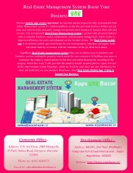 Real Estate Management System Boost Your Business