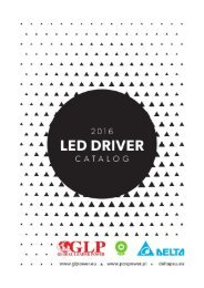 LED DRIVER CATALOG