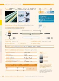 Ra/CRI 85 - LED Linear