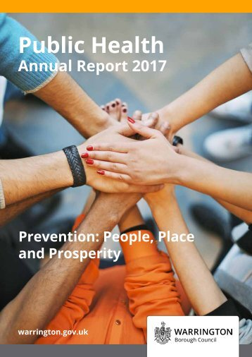 Public Health Annual Report 2017