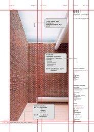 linke Seite - Lehrstuhl für Baukonstruktion und Baustoffkunde - TUM