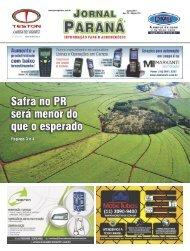 Jornal Paraná Maio 2017