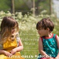Following Water Spring Summer 18 Brochure