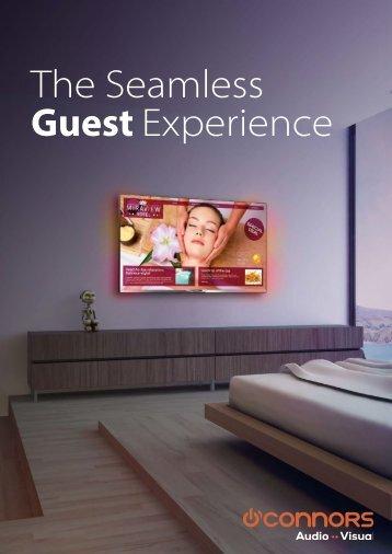 O'Connors Audio Visual - Hospitality