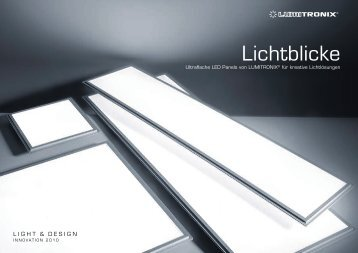 Lichtblicke - LEDS.de