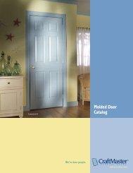 Molded Door Catalog - eBuild