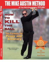How to Kill the Ball