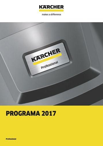 Catálogo Karcher Profesional 2017