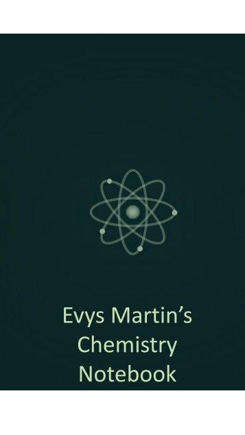 Final Notebook-Martin Evys