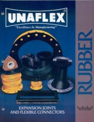 Unaflex Expansion Manual - Fluid Sealing Products, Inc.