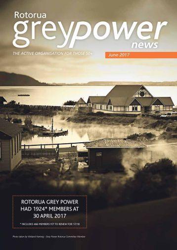 Rotorua Grey Power June 2017