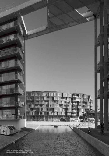 Tietgen, Studentenwohnheim, Kopenhagen. Architekten: Boje - RANDI