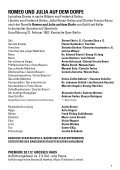 romeo und julia auf dem dorfe - Badisches Staatstheater - Karlsruhe - Seite 3